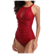Women Lingerie Babydoll Sleepwear Underwear Lace Coat Nightwear +G-string