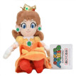 Super Mario Bros Series 8in Princess Daisy Stuffed Plush Toy Doll #D