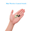 433Mhz DC 3.7V 4.5V 5V 6V 7.4V 9V 12V Universal Receiver Module RF Remote Control Switch Relay 1CH Mini Wireless Control Switch 3.