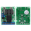 Widely Use Mini Size Control Switch DC 12V Voltage Detection Relay Switch Control Board Module Charging Discharge Monitor Test  El