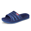 Warrior home indoor bathroom beach shower sandals and slippers men 3523 blue 40