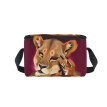 ALAZA Lunch Box Insulated Makeup Dog Lunch Bag Large Cooler Tote Bagfor Men, Women
