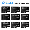 Cloudisk Real Cpacity 4k 128 GB 64 GB 32 GB Micro SD Card 32GB 16GB 64GB 128GB Class10 8GB 4GB 2GB Class4 Microsd TF Memory Card