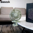 Baseus Mini USB Fans USB Rechargeable Air Cooling fan Portable Desktop Office Fan for Home Office Student Dormitory Bedside