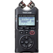 TASCAM DR-40X 4-track recorder music learning class recording micro-film SLR radio wedding mixer recording vlog radio iphone microphone