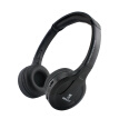 BINGLE B616 Multifunction Wireless Stereo Headphones On Ear Headset FM Radio Wired Earphone Transmitter for MP3 PC TV Smart Phones