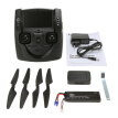 Original Hubsan H501S X4 5.8G FPV 1080P HD Camera RC Quadcopter with GPS Follow Me CF Mode Automatic Return Function