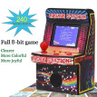 BL-883 Portable Retro Games Console Games Portable 8-bit Game Arcade Game Machine Built-in 240 Classic Games Gift for Children Boy