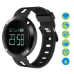 Smart Bracelet Watches Swimming Water Resistant Blood Pressure Activity Fitness Tracker Heart Rate Monitor IP68 Waterproof