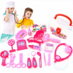 Child play house boy girl toy stethoscope doctor toy set toy set