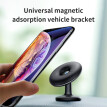 Baseus Car Holder for Mobile Phone 360 Degree Air Vent Car Mount Holder Stand for iPhone X 7 Samsung Magnetic Phone Holder