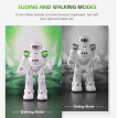 JJR/C R11 CADY WIKE Intelligent Robot Remote Control Programmable Gesture Sensor Music Dance RC Toy for Kids Christmas Gift