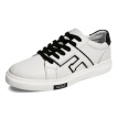 Golf (GOLF) classic black and white tie two change street style wild low to help the trend of casual shoes men GM1826327 black 39