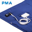 From Xiaomi, PMA Multi-function Blanket, Graphene Rapid Heat Tech, Innovative Design, Free Shipping, Blue