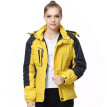 NeillieN Windbreaker,Outdoor couple stormwear,man-made windproof and waterproof work clothes, warm and cold ski clothes