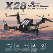 Bayangtoys X28 1080P Camera 5G WiFi FPV Dual GPS Brushless Drone Auto Following Altitude Hold RC Quadcopter