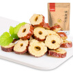 Good shop, healthy jujube tablets, non-nuclear red dates, dry, crisp, clean tea, Xinjiang, ash, jujube 50g