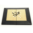 Monopoly Gomoku Set Magnetic Folding Board Game Chess Y815 Family Children Casual Puzzle Board Game Chess Board Toys