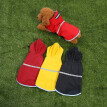 Summer Outdoor Puppy Pet Rain Coat with Reflective Stripe S-XL Hoody Waterproof Jackets Raincoat for Dogs Cats Apparel Clothes