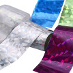 (Toponeto) 12PCS Design Nail Art Foil Stickers Transfer Decal Tips 4*20CM Manicure Decor