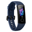 Honor Bracelet 5 Midnight Blue Smart Sports Symphony Screen Touch Dial Market Sleep, Blood Oxygen Detection Real-time Heart Rate 5