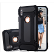 Extraordinary steel armor iphone mobile phone case iPhone Xs Max XR diamond armor anti-fall apple phone case