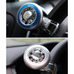 Steering Wheel Spinner Car Steering Wheel Spinner Handle Power Ball Knob Booster for Car Vehicle Silver