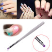 (Toponeto) Acrylic Design 3D Painting Drawing UV Gel DIY Brush Pen Tool Nail Art Set Tool