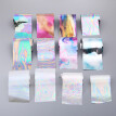 〖Follure〗12PCS Design Nail Art Foil Stickers Transfer Decal Tips 4*20CM Manicure Decor