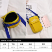 2019 new ins super fire handbag cute small square bag Messenger bag personality fashion mobile phone bag multi-function wallet