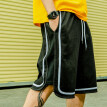 Men's sports and leisure couple embroidery street dance shorts