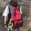 Schoolbag female Korean Harajuku ulzzang high school students tide brand ins wind backpack ancient Japanese backpack