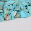 100g Natural Turquoise Stone Jewelry Degaussing Flowerpot Fish Tank Decor