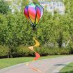 Hot Air Balloon Wind Spinners Outdoor Hanging Spiral Windmills Garden Party Home Decor Wedding Decoration Mariage Decoracion