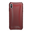 UAG Apple iPhone Xs Max (6.5 inch) anti-drop mobile phone case / protective case crystal through series wine red
