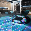 〖Follure〗5M RGB Led strip Light 3528 SMD 300leds Waterproof Remote Controller 12V Adapter