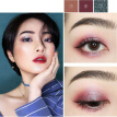 9color Symphony Profesional Matte Long Lasting Waterproof Eye Shadow Natural Eye Makeup Palette Comestic
