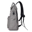Anti-theft Backpack Business Laptop Bag Water Repellent Travel Casual Daypack with USB Port