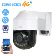 OWSOO Wireless 1080P Security Camera IP Camera for Home Surveillance Outdoor Monitor with Cell Phone App Two Way Audio PTZ & Night