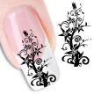 〖Follure〗Women's DIY Nail Sticker Water Transfer Stickers Finger Nail Art Decals