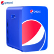 Pepsi (pepsi) car refrigerator car home dual-use mini refrigerator small home student dormitory office refrigerated heating and cooling box dual-core