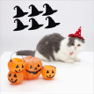 〖Follure〗Halloween Witch Hat Background Wall Sticker Window Home Decoration Decal Decor