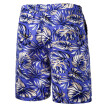 Gobestart Men's Summer New Style Fashion Printed Beach Pants And Shorts Comfortable Short