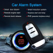 Universal Version Smart Key PKE Passive Keyless Entry Car Alarm System engine start button Remote Engine Start  Remote Open and cl