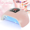 54W 18LED Professional UV Nail Lamp LED Light Nail Dryer Gel Curing Machine 3 Timers UV Lamp For Curing UV Gel Nail Polish