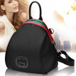Korean version of the 17 new multi-function backpack fashion shell small backpack shoulder mobile handbags