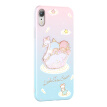 Hello Kitty iphone xr mobile phone shell apple xr liquid bubble quicksand shell cute fun cartoon all-inclusive anti-fall three-dimensional personality creative protective cover feather falling stars