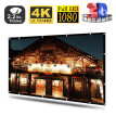100/120 inch 16:9 3D HD 1080P Portable Projector Screen Home Outdoor Cinema Theater