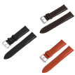 Men Cow Leather 18  20  22 24mm Watch Band Strap For Hours Male Female Belt Bracelet Fashion Casual Watches Strap