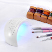 12W LED UV Lamp Nail Dryer Fingernail & Toenail Nail Curing Machine
